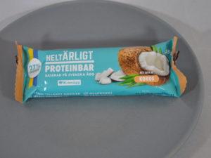 Helt Ärligt Proteinbars Cocos 20st