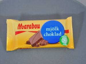 Mjölkchoklad 24g  64st