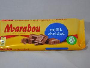 Mjölkchoklad 100g  24st