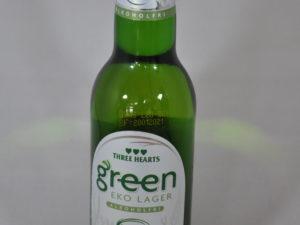 Three Hearts alk fri öl 33cl  24st  ekologisk