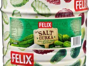 Felix Saltgurka Hel 8,7kg