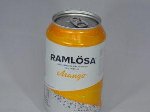 Ramlösa Mango 33cl 24st