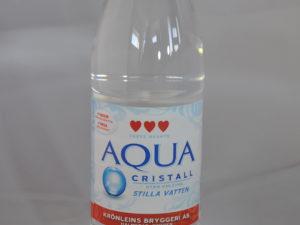 Aqua stilla Cristall  0,5 24st