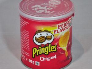 Pringles org 40g 12st