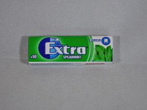 Extra Spearmint tuggummi