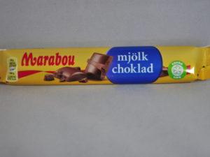 Mjölkchoklad Bar  43g  36st
